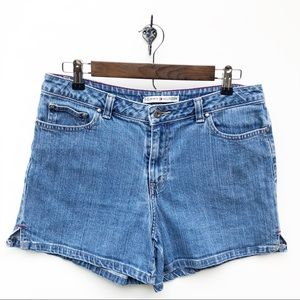 Tommy Hilfiger Denim Mom Shorts